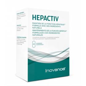 YSONUT INOVANCE HEPACTIV 60 COMPRIMES