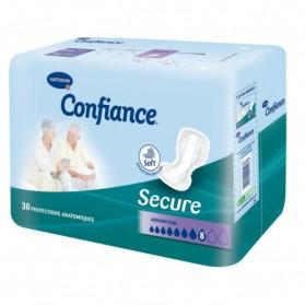 HARTMANN CONFIANCE SECURE 8G - 30 UNITÉS
