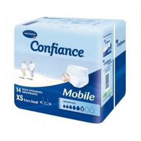 HARTMANN CONFIANCE MOBILE XS 6G BTE 14 couches