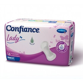 HARTMANN CONFIANCE LADY PROTECTIONS ANATOMIQUES 4.5 GOUTTES 14 protections anatomiques