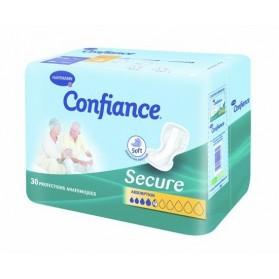 HARTMANN CONFIANCE SECURE 5.5 GOUTTES 14 protections anatomiques