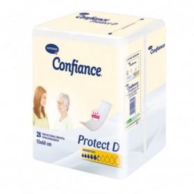 HARTMANN Confiance Protect D Absorption 5,5 Intraversable 28 protections 15x60cm