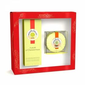 ROGER & GALLET COFFRET EAU PARFUMEE CEDRAT 100ML + SAVON CEDRAT 100G OFFERT