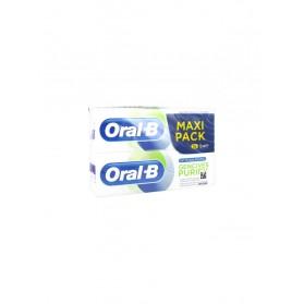 Oral-B Dentifrice Gencives Purify Lot de 2 x 75 ml