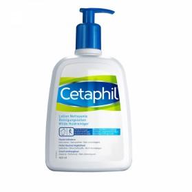 CETAPHIL LOTION NETTOYANTE VISAGE ET CORPS 460ML