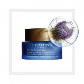 CLARINS Multi-Active Nuit Confort Peaux normales à séches 50ml