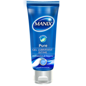 MANIX GEL PURE TUBE 200ML