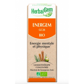 HERBALGEM ENERGEM BIO 30ML GOUTTES