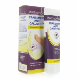 MERCUROCHROME TRAITEMENT ANTI CALLOSITES 75 ML