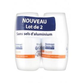 Etiaxil Déodorant Douceur 48H sans Aluminium Lot de 2 x 50 ml