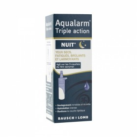 AQUALARM TRIPLE ACTION SECHERESSE & FATIGUE NUIT 10ML