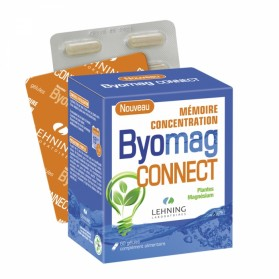 BIOMAG CONNECT 60 GELULES