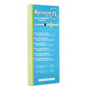 Arthrum 75mg/3ml solution injectable 1 seringue
