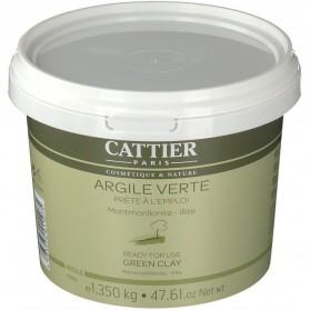 CATTIER Argile verte prête à l'emploi1,350kg