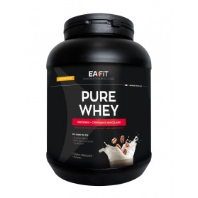 EAFIT PURE WHEY Construction Musculaire 750 g - Parfum : Cappuccino