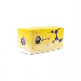 HAPPYVISC Solution injectable boite de 3 Seringues 2,2ml