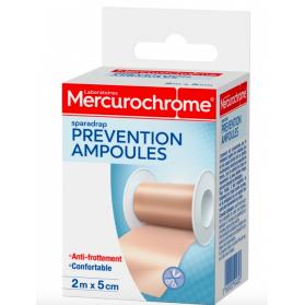MERCUROCHROME SPARADRAP AMPOULES 2 M X 5 M
