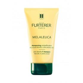 Furterer Melaleuca Shampoing Antipelliculaire Pellicules Sèches 150 ml