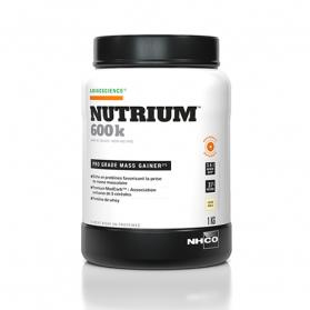 NHCO NUTRIUM 600K VANILLE PRISE DE MASSE 1KG
