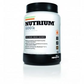 NHCO NUTRIUM 600K CHOCOLAT PRISE DE MASSE 1KG