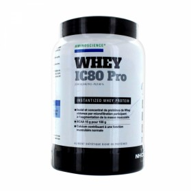 NHCO WHEY IC80 PRO VANILLE PRISE DE MUSCLE 750G