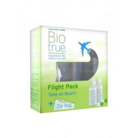 Bausch + Lomb Biotrue Solution Multifonctions Spécial Avion Lot de 2 x 60 ml