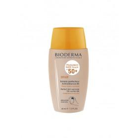 Bioderma Photoderm Nude Touch SPF 50+ 40 ml - Teinte : Claire