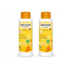 WELEDA BEBE DUO LINIMENT 2X400ML