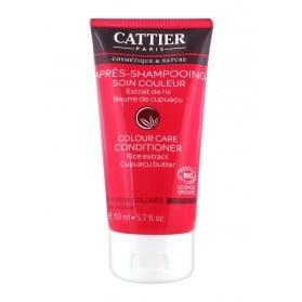 Cattier Après-Shampoing Cheveux Colorés Soin Couleur 150 ml