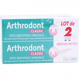 ARTHRODONT CLASSIQUE LOT DE 2X75ML