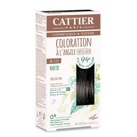 CATTIER Coloration à l'argile Ton sur Ton Noir 1.0