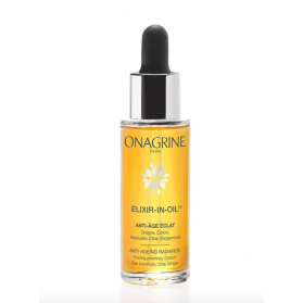 ONAGRINE ELIXIR IN OIL SERUM HUILE ANTI-AGE ECLAT 30ML