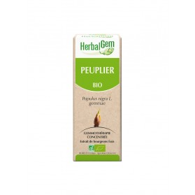 HerbalGem Bio Peuplier 30 ml