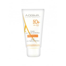 A-derma Protect Fluide Très Haute Protection SPF 50+ 40 ml