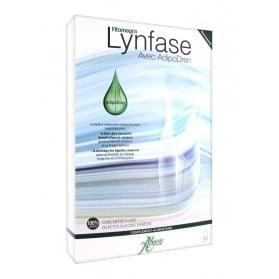 Aboca fitomagra lynfase bien-être vasculaire 12x15g unidose
