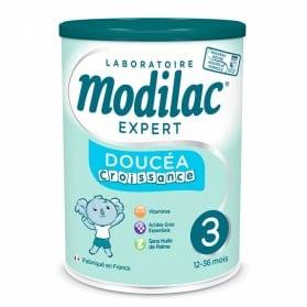 MODILAC EXPERT DOUCÉA CROISSANCE 3 DE 12 À 36 MOIS 800 G