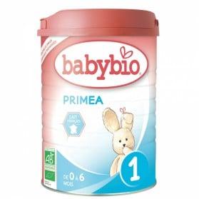 BABYBIO PRIMEA 1 Lait pdr B/900g