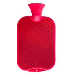 COOPER Bouillotte nue Adulte rouge