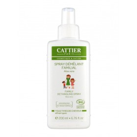 Cattier Spray Démêlant Familial 200 ml