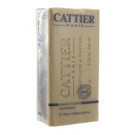 Cattier Argimiel Savon Doux Végétal 150 g