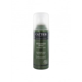Cattier Safe-Control Déodorant BIO Spray 100 ml