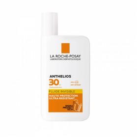 LA ROCHE-POSAY - ANTHELIOS - Shaka Fluide avec parfum SPF30, 50ml