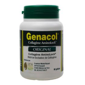 SYNPHONAT GENACOL 90 GELULES