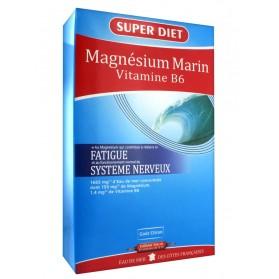 Super Diet Magnésium Marin + Vitamine B6 20 Ampoules