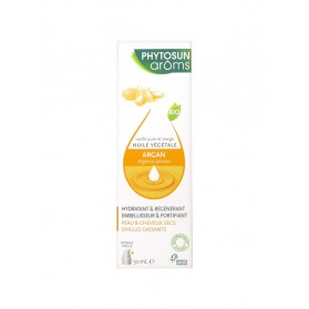 Phytosun Arôms Huile Végétale d'Argan 50 ml