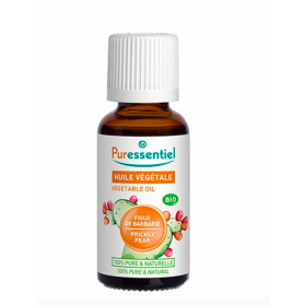 PURESSENTIEL HUILE VEGETALE DE FIGUE DE BARBARIE BIO 30ML