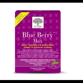 NEW NORDIC BLUE BERRY MAX 60 comprimés