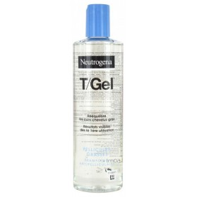 NEUTROGENA T/GEL SHAMPOING ANTIPELLICULAIRE PELLICULES GRASSES 250 ML