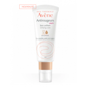 AVENE ANTIROUGEURS UNIFY SOIN UNIFIANT SPF30 40ML