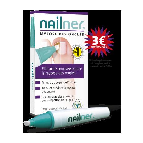 Nailner Mycose des Ongles